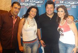 Alaa Zalzali & Patricia Dagher