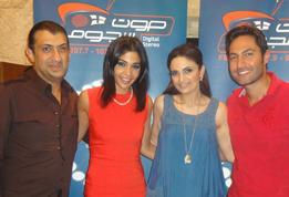 Fadi Hareb & Ghina Amyouneh