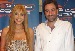 Najwa Sultan & Michel Hourany