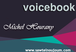 Voicebook with Michel Hourany