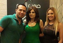 Mikayella & Elie Ahwash